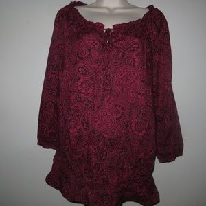 LARGE FADED GLORY TOP #465 OFFERS CONSIDERED